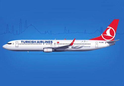 Turkish Airlines Rovaniemi